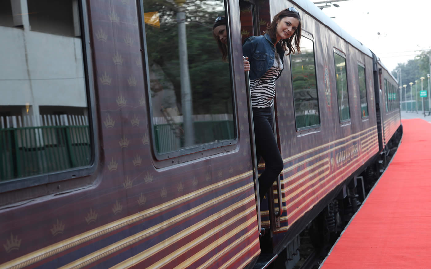 luxury trains yatra exotic routes